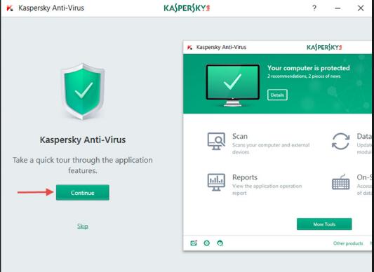 تحميل برنامج كاسبر سكاي انتي فيروس