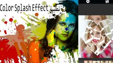 Download Color Splash Effect
