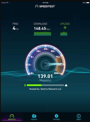 تحميل برنامج قياس السرعة الحقيقية للانترنت