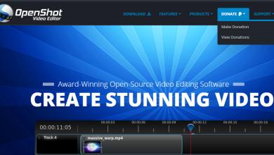 تحميل برنامج مونتاج الفيديو