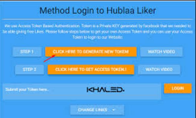 تطبيق hublaa liker