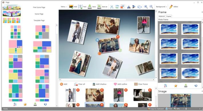 تحميل برنامج دمج الصور والكتابه عليها