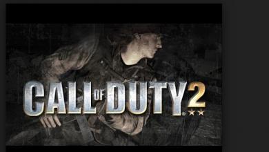لعبه call of duty 2