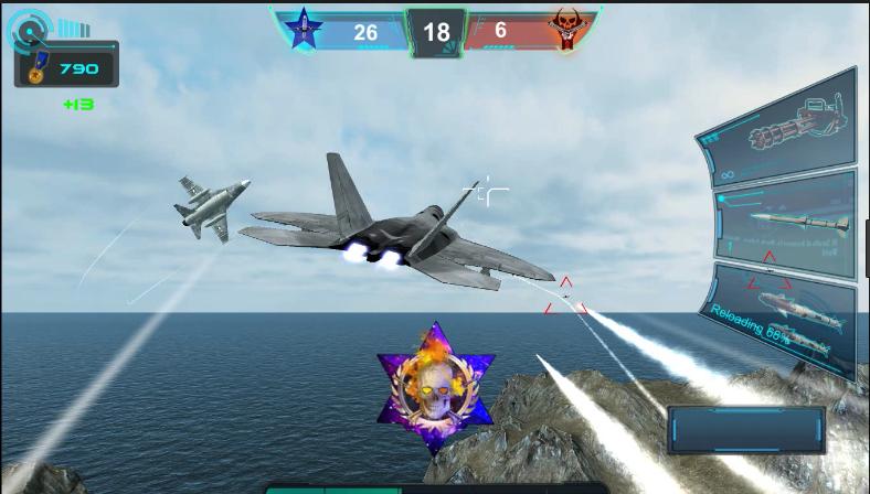 تحميل لعبه حرب الطائرات الحقيقيه