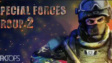 تحميل لعبة special forces group 2