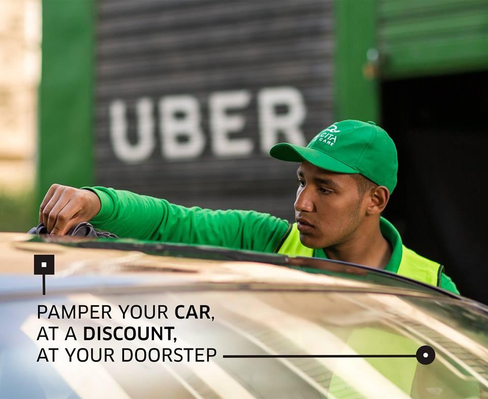 تطبيق اوبر Uber