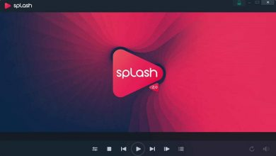 Splash Video Player